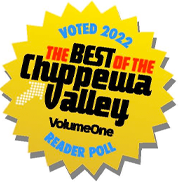 Voted Best in the Chippewa Valley